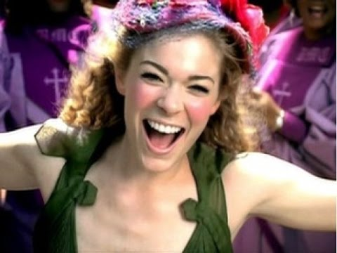 Leann Rimes - Are You Ready For A Miracle