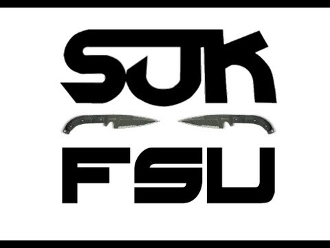 SUK FSU - Episode 2 (MW3 Throwing Knife Montage)