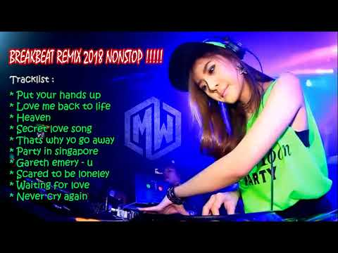DJ BREAKBEAT REMIX 2018 [ PUT YOUR HAND'S UP ] - MING WANG