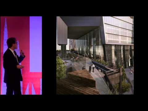"CTBUH 2014 Shanghai Conference - James von Klemperer, ""Urban Density and the Porous High Rise"""
