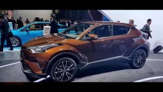NEW 2017 Toyota C HR Super HYBRID Interior and Exterior