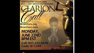 Brian Carn Clarion Call June 22, 2015