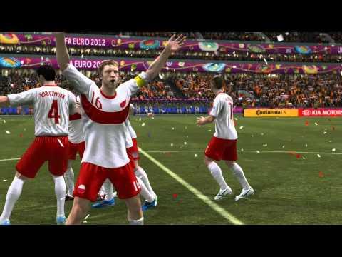 UEFA Euro 2012 - POLSKA MISTRZEM EUROPY!!! HD