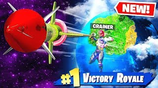 *NEW* GRAPPLE GUN ROCKET RIDING EXPERIMENTS in Fortnite Battle Royale