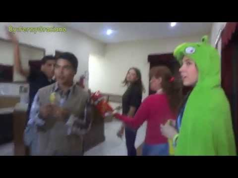 Detrás de Cámaras, La CQ en Mérida Pte 2