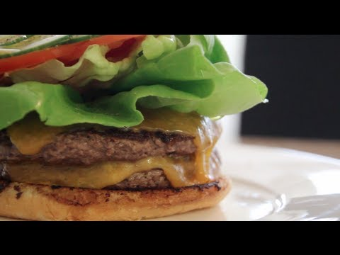 The Cheese Burger-How to and Recipe