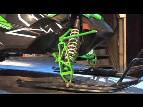 2011 SNOWMOBILER TV - EPISODE 11 - 2012 ARCTIC CAT  YAMAHA P
