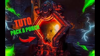 *TUTO* FAIRE LE PACK A PUNCH SUR IX ! (BLACK OPS 4 ZOMBIES)