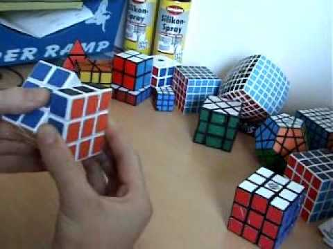 rubik 39 s cube collection youtube. Black Bedroom Furniture Sets. Home Design Ideas
