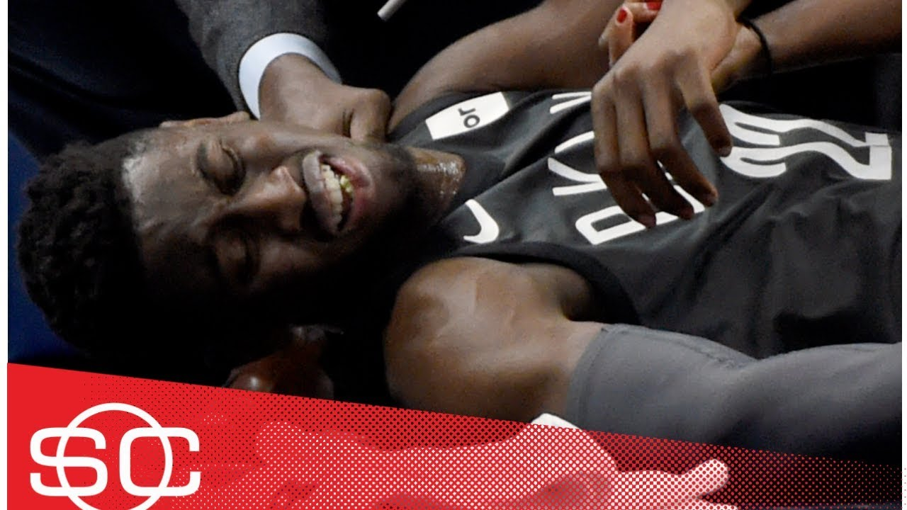 Caris LeVert's injury described as 'gruesome, significant, horrific'   SportsCenter