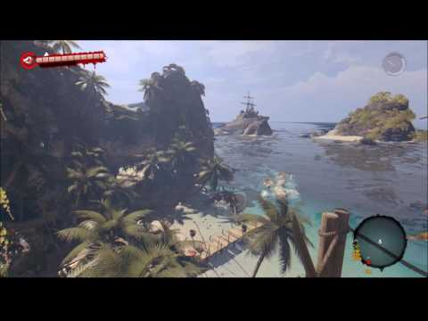 Dead Island Riptide Ambient Soundtrack