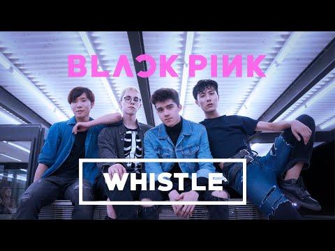 [EAST2WEST] BLACKPINK - 휘파람(WHISTLE) Dance Cover (Boys Ver.)