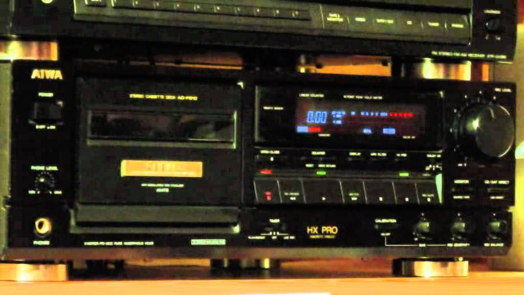 Aiwa Cassette Deck Belts Aiwa Ad-f910 Cassette Deck