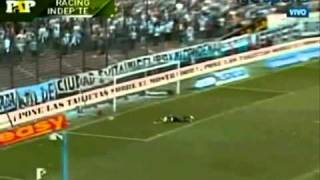 Paso a paso, Racing 2 - Independiente 0 (17/04/2011)