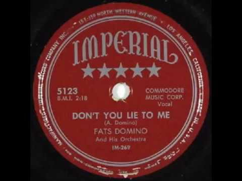 Fats Domino - Don