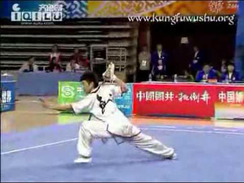11thacg Jianshu M - Wu Di - Beijing - 9,80 video
