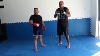 ARTES: MARCIAIS (EQUIPE:  GUERREIROS G/F THAY KICKBOXING (MMA)(6)