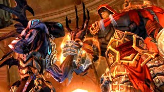 No, Not Alone: Three Horsemen of Apocalypse Join the War (Darksiders 1 | Game Ending)