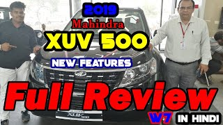 2019 Mahindra XUV 500 || Full Review || w7 Full Detailed Video(T.A)