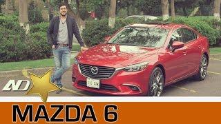 Mazda 6 - No es el típico auto de papá