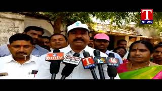 MLA Vidyasagar rao Visits Metpally and interact with public  Telugu