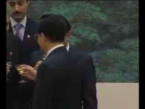 Pakistani scandal -Asif Zardari and Foreign Minister Makhdoom Shah Mahmood Qures