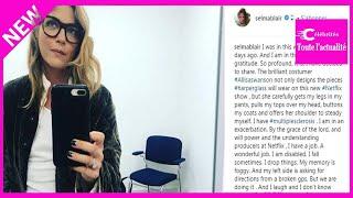 """""""Je suis handicapée"""" : l'actrice Selma Blair (Sexe Intentions) révèle être atteinte de sclérose en p"""