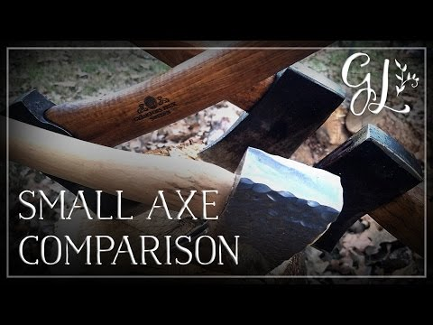 Gransfors Bruks Alternatives: A Comparison of Small Axes