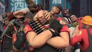 Why The TF2 Mercenaries are Amazing Characters