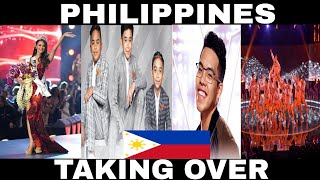 Philippines Taking Over with Talent & Beauty