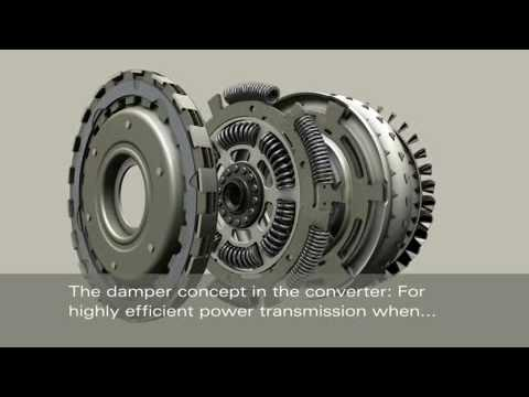ZF 8HP Gearbox - 8 gears (by www.caroto.gr)