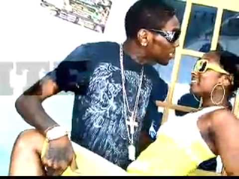Vybz Kartel Ft Indu - Virginity (((official Video))) With Lyrics video