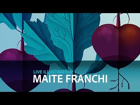 Live Illustration with Maite Franchi - DAY 3/3