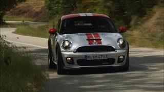 All-New MINI Coupé - In/Out/Driving [HD]