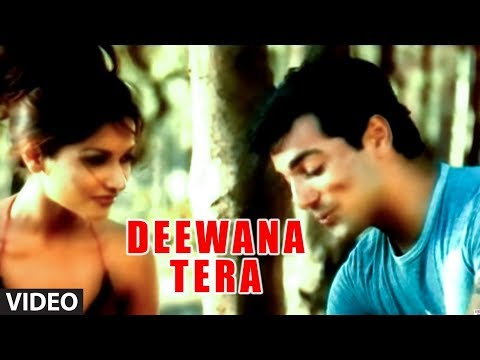 Deewana Tera Video Song - Sonu Nigam deewana video