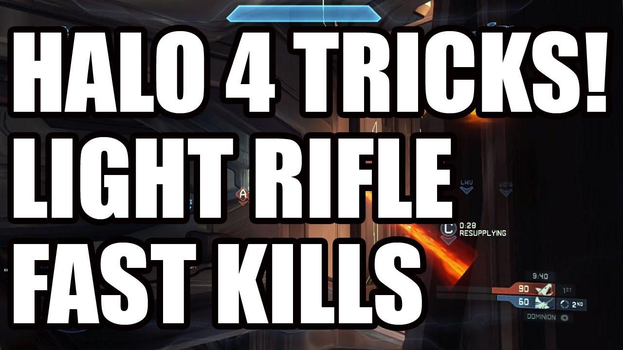 Loadouts Halo 4 Halo 4 Tricks Faster Kills