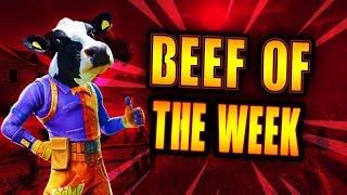 Beef of the Week