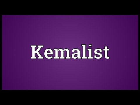 Header of kemalist