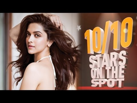 Deepika Padukone's 10 on 10 Interview! - EXCLUSIVE