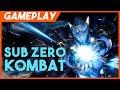 Mortal Kombat 11 Sub Zero Gameplay mp3