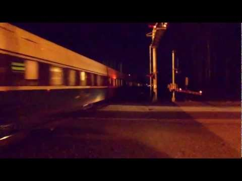 Amtrak Cascades power faces south!