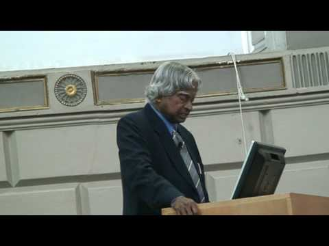 Dr Apj Abdul Kalam Speech At Trintiy College Dublin, Ireland. Part 2 7 video