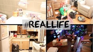 WHAT OUR LARGE FAMILY REALLY LOOKS LIKE || Speed Cleaning My House
