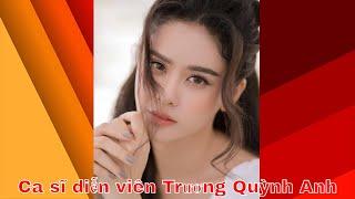 Ca sĩ diễn viên Trương Quỳnh Anh trò chuyện cùng friends 03/05/2019