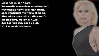 Baixar Lady Gaga - Always Remember Us This Way (Deutsche Übersetzung)