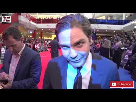Daniel Bruhl Captain America Civil War European Premiere Interview