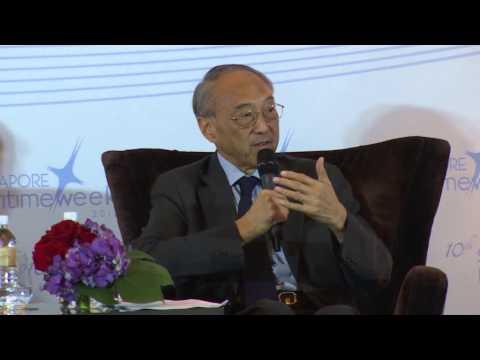 Singapore Maritime Lecture 2015 (3)