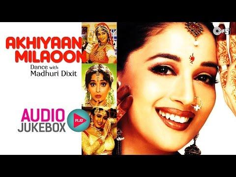 Madhuri Dixit Dance Hits - Non Stop Audio Jukebox | Akhiyan...
