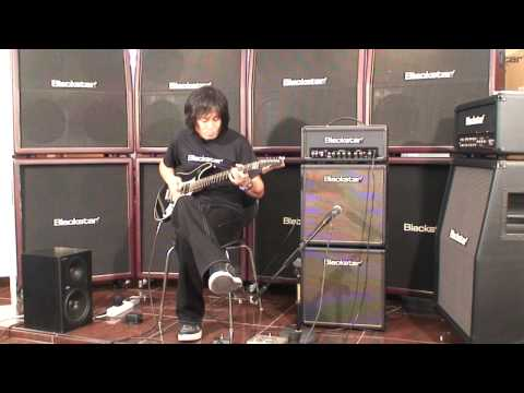 BlackStar HT-5S 5w Full Valve Guitar Amplifier Demo Gon - Somewhere Over The Rainbow