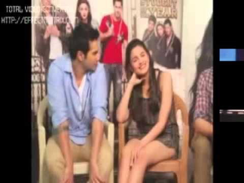 Varun Alia Vm~  Woh Ladki Bahut Yaad Aati Hai